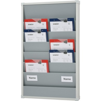 Work Order Planning Board with 15 Rows - 15550