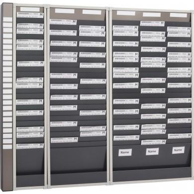 Werkorder planbord met 15 rijen (151575)