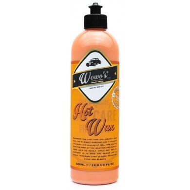 Cire automobile - Wowo's Hot Wax