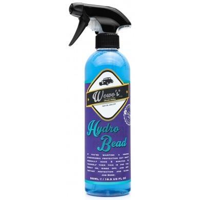 Scellant hydrophobique de peinture automobile - Wowo's Hydro Bead