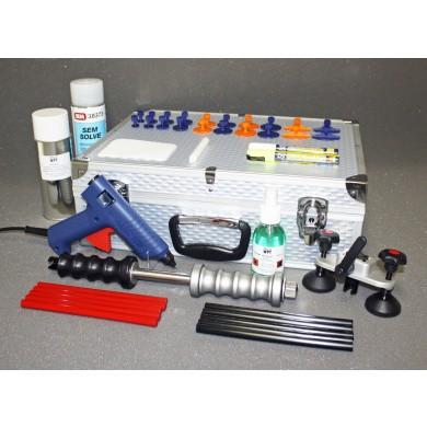WPT Dent Combi Kit met Puller + Hammer Silver Edition (WP6180-SE)