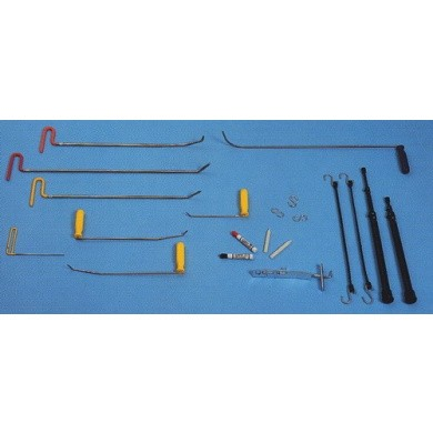 WPT-6512 Starter Kit with 8 Tools and 13 Accessories