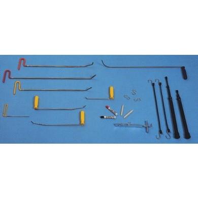 WPT Starter Kit en 8 tools met 13 toebehoren 6512