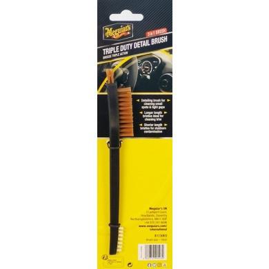 Meguiar's Triple Duty Detail Brush