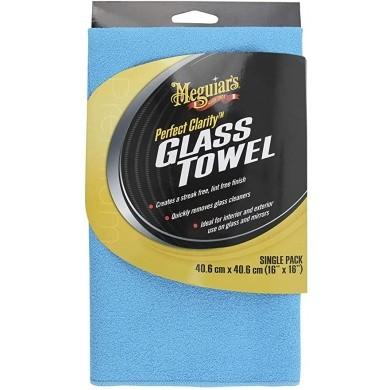 Meguiar's Perfect Clarity Glass Towel - Glas Microvezeldoek