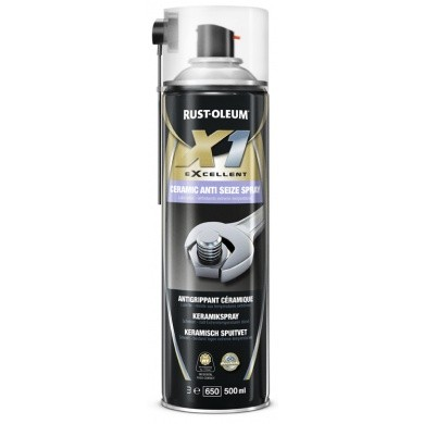 Rust-Oleum X1 Ceramic Anti Seize Spray - Montagevet
