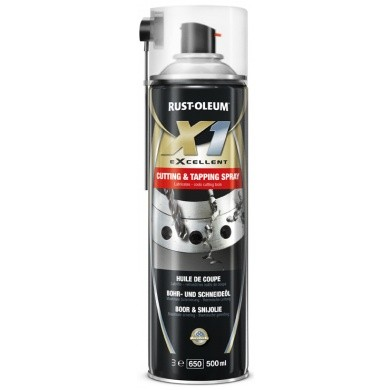 Rust-Oleum X1 Cutting Tapping Spray  - Boor & Snijolie