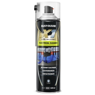 Rust-Oleum X1 Electrical Cleaner - Contactreiniger