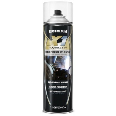 Rust-Oleum X1 Multi-Purpose Weld Spray - Anti-spat Lasspray