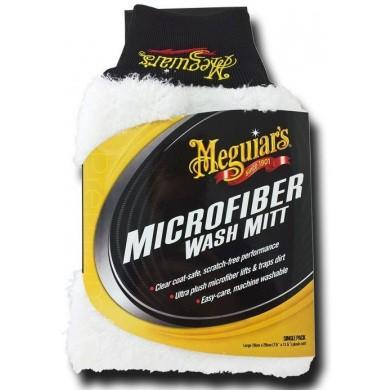 Meguiar's Super Thick Microfibre Washandschoen