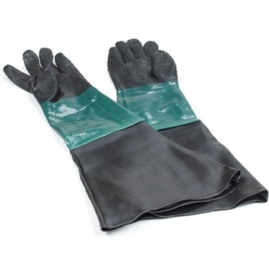 Sandblasting gloves / pair