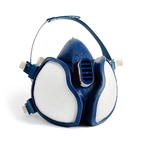 3m 06941 Disposable Paint Spray Respirator Face Mask Ffa1p2d