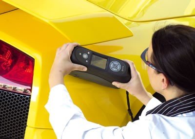 X-Rite Spectrofotometer