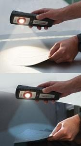 SCANGRIP Colormatch lamp voor kleurherkenning