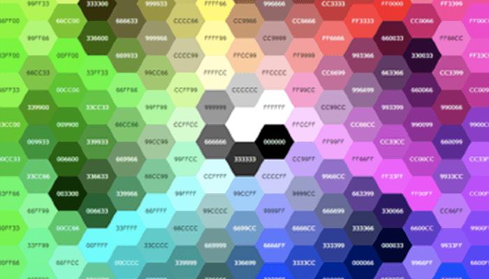 Kleurcodes
