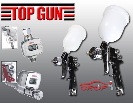 TOP-GUN Verfspuiten Black Edition